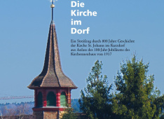 Buchcover 100Jahre Kirche Kurzdorf<div class='url' style='display:none;'>/</div><div class='dom' style='display:none;'>evang-frauenfeld.ch/</div><div class='aid' style='display:none;'>1121</div><div class='bid' style='display:none;'>7247</div><div class='usr' style='display:none;'>42</div>